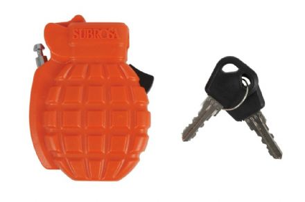 Subrosa Combat Lock - Orange